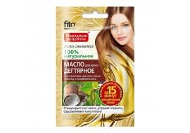 Fitokosmetik – dziegciowy olejek do włosów – stymulator wzrostu, przeciwłupieżowy