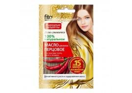 Fitokosmetik – pieprzowy olejek do włosów – stymulacja wzrostu