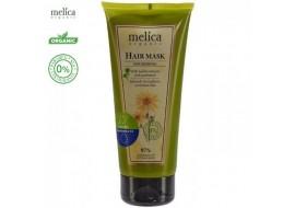 Melica Organic – odżywcza maska do włosów z ekstraktami roślinnymi i pantenolem