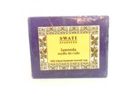 Swati Ayurveda - mydło do ciała - lawenda