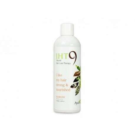 Lass Naturals IHT9 - olejek przeciw wypadaniu włosów