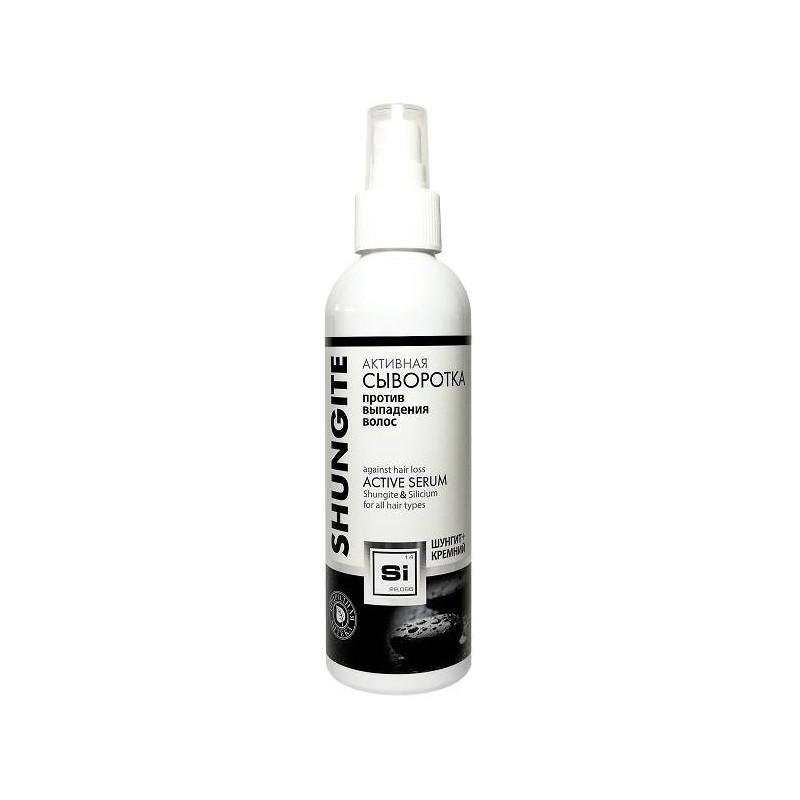 Fratti – serum przeciw wypadaniu włosów szungit i krzem