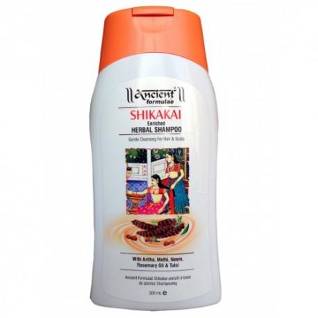 Hesh - szampon ziołowy z shikakai