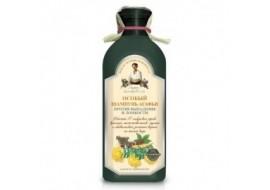 Receptury Babuszki Agafii – szampon ziołowy specjalny (wzmacniający)