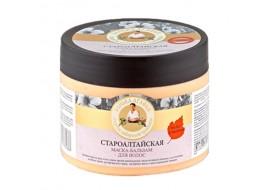 Receptury Babuszki Agafii – maska-balsam do włosów staroałtajska – intensywna regeneracja