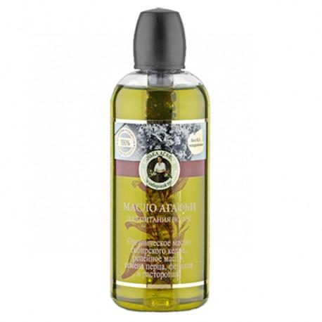 Recepury Babuszki Agafii - olej do włosów - odżywczy
