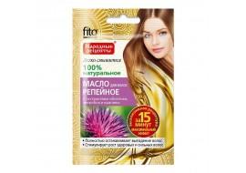 Fitokosmetik – łopianowy olejek przeciw wypadaniu włosów