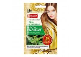 Fitokosmetik – pokrzywowy olejek do włosów – włosy zniszczone, rozdwajające się