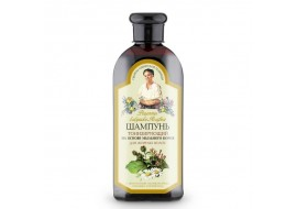Receptury Babuszki Agafii – szampon tonizujący do włosów przetłuszczających się – mydlnica lekarska