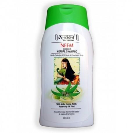 Hesh – pielęgnacyjny szampon z Neem
