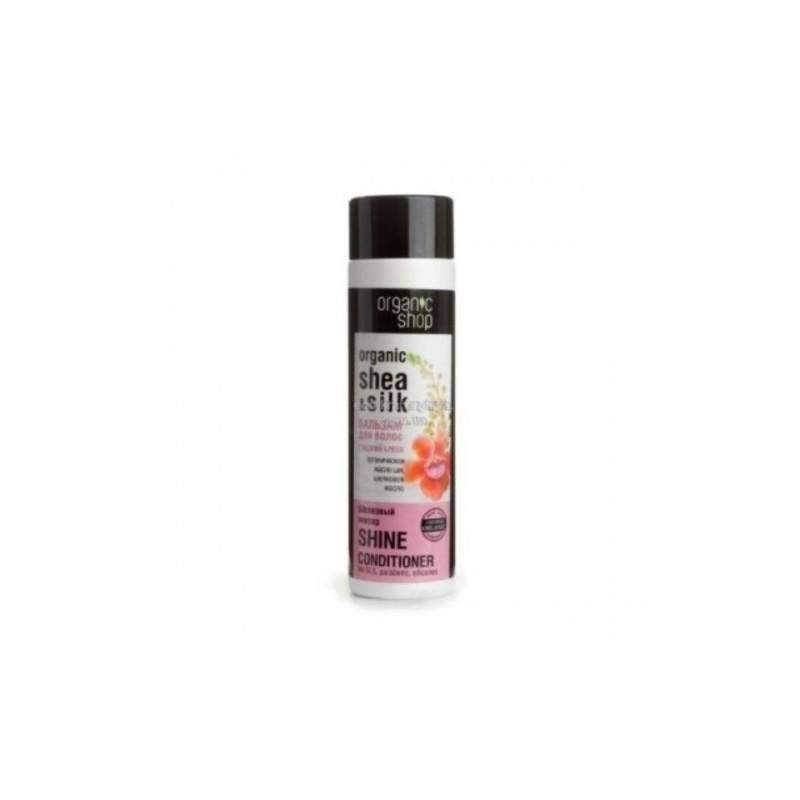 Organic Shop – balsam do włosów jedwabny nektar