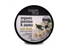 Organic shop – maska jaśmin i jojoba – objętość