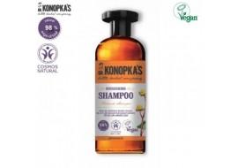Dr Konopka's – odżywczy szampon do włosów suchych i zniszczonych