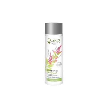 Baikal Herbals – szampon odżywczy do włosów suchych i farbowanych (bez SLS i parabenów)
