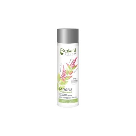 Baikal Herbals – balsam odżywczy do włosów suchych i farbowanych (bez PEG i parabenów)