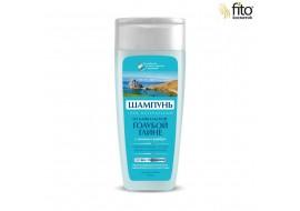 Fitokosmetik – szampon z niebieską glinką i jonami srebra