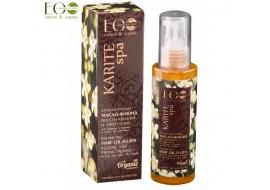 EcoLab – olej-fluid do włosów karite SPA (włosy suche)