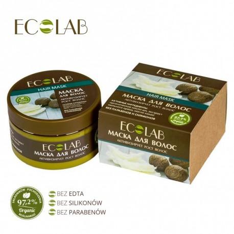 EcoLab - maska do włosów - aktywacja wzrostu