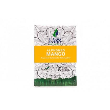 Lass Naturals – mydełko z indyjskim mango