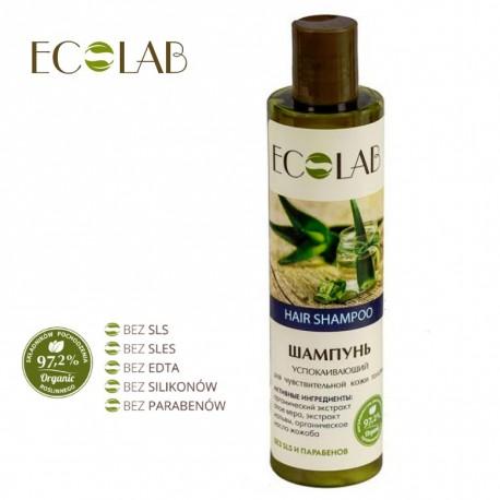 EcoLab – Szampon Uspokajający do Wrażliwej Skóry Głowy