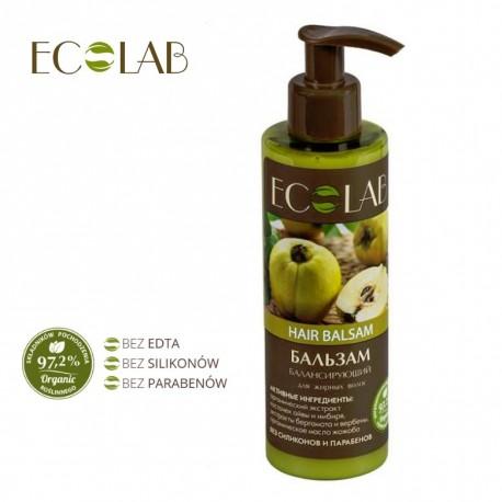 EcoLab – balsam normalizujący do włosów przetłuszczających się