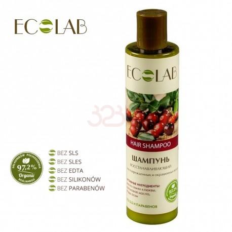 EcoLab – szampon regenerujący do włosów uszkodzonych i farbowanych
