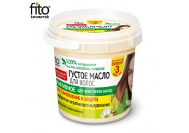 Fitokosmetik – gęsty olejek pokrzywowy do włosów z efektem keratynowego prostowania