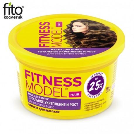 Fitokosmetik – Fitnessmodel – maska do włosów – całkowity wzrost i wzmocnienie