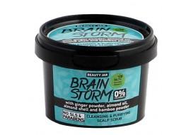 Beauty Jar – Brainstorm – myjący i oczyszczający scrub do skóry głowy