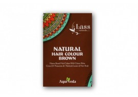 Lass Naturals – henna brązowa