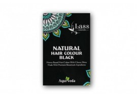 Lass Naturals – henna czarna