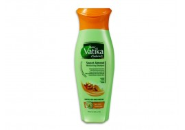 Dabur Vatika - nawilżający szampon - słodkie migdały
