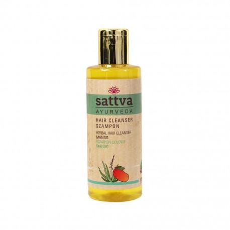 Sattva Ayurveda – szampon do włosów mango