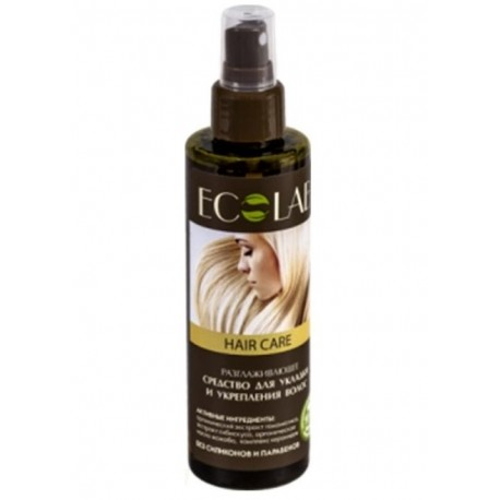 EcoLab – spray wygładzający i wzmacniający do układania włosów