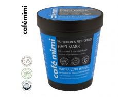 Le Cafe de Beaute – Cafe Mimi – maska do włosów zniszczonych i farbowanych Odżywienie i regeneracja