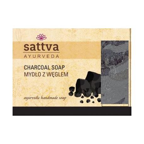 Sattva Ayurveda – mydło z węglem
