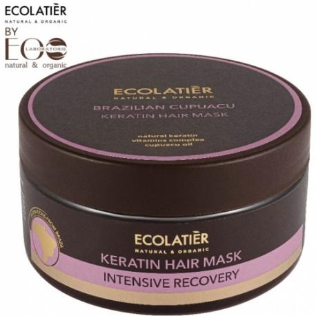 EcoLab – EcoLatier – keratynowa maska intensywnie regenerująca Brazilian Cupacu