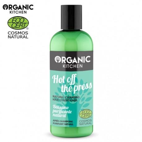 Organic Kitchen – naturalny oczyszczający balsam do włosów