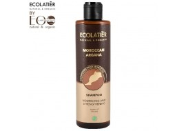 EcoLab Ecolatier – szampon odżywczo-wzmacniający Marokan Argana