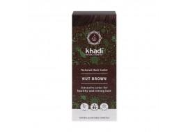 Khadi – henna orzechowy brąz