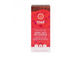 Khadi – naturalna henna z amlą i jatrophą