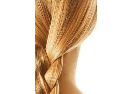 jak pozbyć się siwych włosów bez farbowania - henna farba złocisty blond