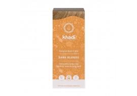 Henna do farbowania włosów - Ciemny blond firmy Khadi