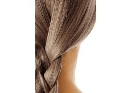 Naturalny ciemny blond - henna do włosów w kolorze ciemnego blondu Khadi.