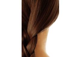Włosy - średni brąz - Henna Khadi
