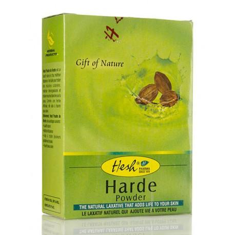Hesh – Harde, Haritaki (migdałecznik chełubowiec) – maska do włosów i twarzy w proszku