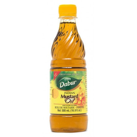 Dabur - olej musztardowy 500ml