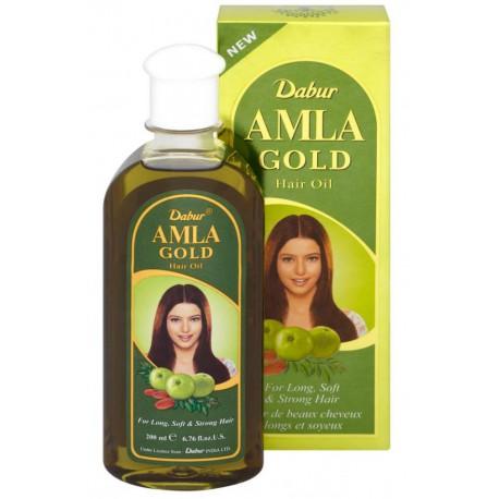 Dabur - olejek do włosów Amla Gold 200ml