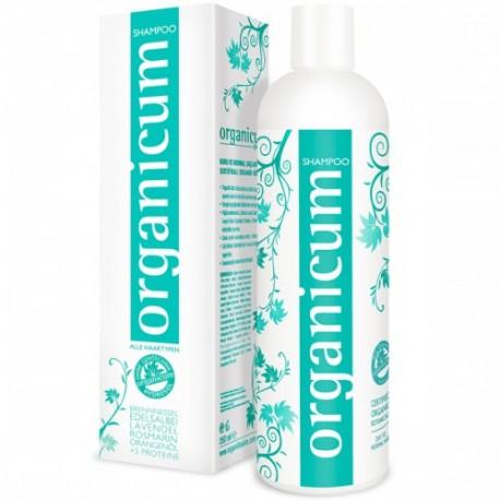 Organicum - szampon stymulujący wzrost włosów suchych i normalnych z organicznymi hydrosolami