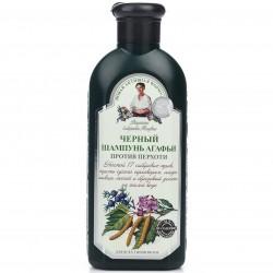 Receptury Babuszki Agafii – szampon ziołowy czarny – przeciwłupieżowy
